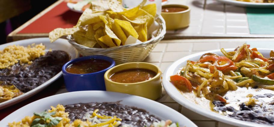 Portales Mexican Food Menu